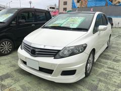 沖縄の中古車 ホンダ エアウェイブ 車両価格 55万円 リ済別 平成20年 8.9万K パール