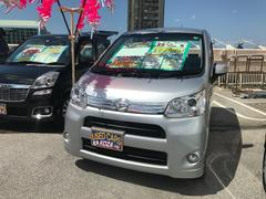 沖縄の中古車 ダイハツ ムーヴ 車両価格 62万円 リ済別 平成23年 8.7万K シルバー