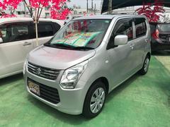 沖縄の中古車 スズキ ワゴンR 車両価格 52万円 リ済別 平成22年 9.0万K シルキーシルバーメタリック
