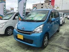 沖縄の中古車 スバル ステラ 車両価格 48万円 リ済別 平成23年 8.6万K ブルー