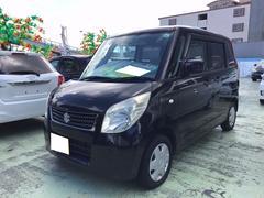 沖縄の中古車 スズキ パレット 車両価格 49万円 リ済込 平成21年 9.6万K ブルーイッシュブラックパール3