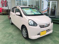 沖縄の中古車 ダイハツ ミライース 車両価格 46万円 リ済別 平成24年 9.1万K ピンク