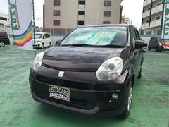 沖縄の中古車 トヨタ パッソ 車両価格 59万円 リ済別 平成23年 5.8万K アズキマイカ