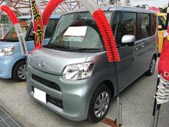 沖縄の中古車 ダイハツ タント 車両価格 129万円 リ済別 平成28年 0.7万K シルバー