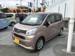 沖縄の中古車 ダイハツ ムーヴ 車両価格 118万円 リ済別 平成27年 0.3万K ピンク