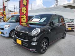 沖縄の中古車 ダイハツ キャスト 車両価格 169万円 リ済別 平成28年 5K ブラック