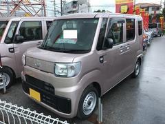 沖縄の中古車 ダイハツ ハイゼットキャディー 車両価格 117万円 リ済別 平成28年 0.8万K ピンク