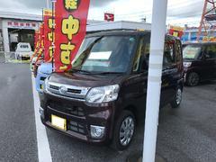 沖縄の中古車 ダイハツ タント 車両価格 150万円 リ済別 平成28年 0.3万K ブラウン