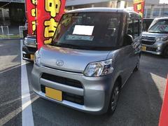 沖縄の中古車 ダイハツ タント 車両価格 129万円 リ済別 平成28年 0.4万K シルバー