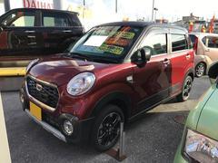 沖縄の中古車 ダイハツ キャスト 車両価格 143万円 リ済別 平成28年 0.4万K レッド