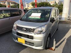 沖縄の中古車 ダイハツ ムーヴ 車両価格 109万円 リ済別 平成28年 2.5万K シルバー