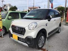 沖縄の中古車 ダイハツ キャスト 車両価格 125万円 リ済別 平成28年 0.5万K ホワイト