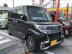 沖縄の中古車 ダイハツ タント 車両価格 160万円 リ済別 平成28年 0.7万K ブラック