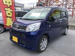 沖縄の中古車 ダイハツ ムーヴ 車両価格 126万円 リ済別 平成29年 20K ブルー