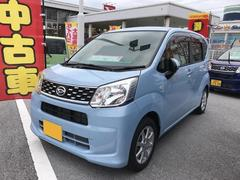 沖縄の中古車 ダイハツ ムーヴ 車両価格 119万円 リ済別 平成27年 0.7万K ライトブルー