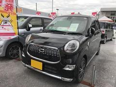 沖縄の中古車 ダイハツ キャスト 車両価格 147万円 リ済別 平成28年 0.4万K ブラック