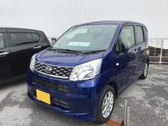 沖縄の中古車 ダイハツ ムーヴ 車両価格 129万円 リ済別 平成29年 0.6万K ブルー