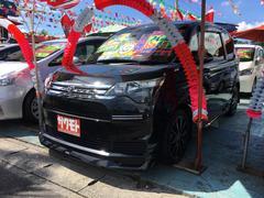 沖縄の中古車 トヨタ スペイド 車両価格 88万円 リ済込 平成24年 6.7万K ブラックマイカ