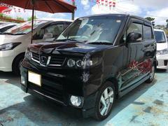 沖縄の中古車 ホンダ ゼストスパーク 車両価格 48万円 リ済込 平成21年 10.8万K ナイトホークブラックパール