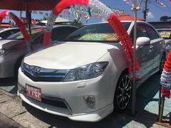 沖縄の中古車 トヨタ SAI 車両価格 128万円 リ済込 平成24年 10.9万K ホワイトパールクリスタルシャイン