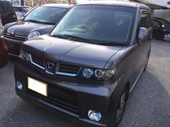 沖縄の中古車 ホンダ ゼストスパーク 車両価格 58万円 リ済込 平成23年 10.4万K アドミラルグレーメタリック