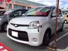 沖縄の中古車 トヨタ シエンタ 車両価格 88万円 リ済込 平成24年 8.1万K ホワイトパールクリスタルシャイン