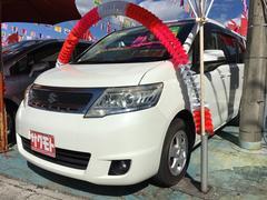 沖縄の中古車 スズキ ランディ 車両価格 54万円 リ済込 平成21年 11.0万K ホワイトパール