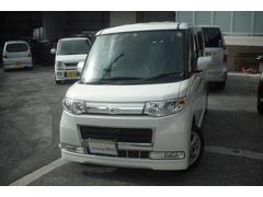 沖縄の中古車 ダイハツ タント 車両価格 64万円 リ済別 平成20年 9.2万K パールホワイト