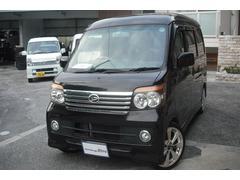 沖縄の中古車 ダイハツ アトレーワゴン 車両価格 63万円 リ済別 平成21年 9.2万K ブラックM