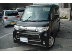 沖縄の中古車 ダイハツ タント 車両価格 72万円 リ済別 平成23年 9.2万K ブラックM