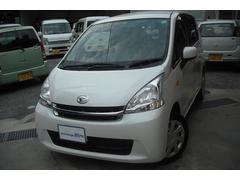 沖縄の中古車 ダイハツ ムーヴ 車両価格 43万円 リ済別 平成24年 7.5万K ホワイト