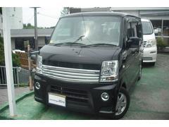沖縄の中古車 スズキ エブリイワゴン 車両価格 77万円 リ済別 平成23年 9.0万K ブラックM