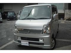 沖縄の中古車 スズキ エブリイワゴン 車両価格 72万円 リ済別 平成20年 6.6万K シルバーM
