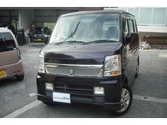 沖縄の中古車 スズキ エブリイワゴン 車両価格 69万円 リ済別 平成20年 9.0万K パープルM