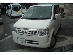 沖縄の中古車 日産 オッティ 車両価格 29万円 リ済別 平成24年 8.7万K ホワイト