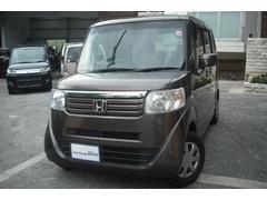 沖縄の中古車 ホンダ N BOX 車両価格 74万円 リ済別 平成24年 7.5万K グレーM
