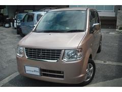沖縄の中古車 三菱 eKワゴン 車両価格 32万円 リ済別 平成24年 9.0万K ピンクM