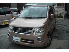 沖縄の中古車 三菱 eKワゴン 車両価格 33万円 リ済別 平成25年 9.4万K ピンクM