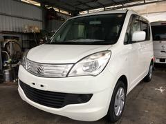 沖縄の中古車 スズキ ソリオ 車両価格 55万円 リ済込 平成25年 9.3万K ホワイト