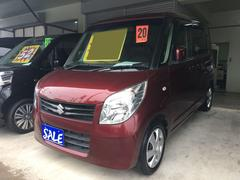 沖縄の中古車 スズキ パレット 車両価格 45万円 リ済別 平成20年 8.9万K クラッシーレッドパール