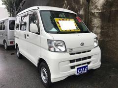 沖縄の中古車 ダイハツ ハイゼットカーゴ 車両価格 42万円 リ済別 平成23年 12.3万K ホワイト