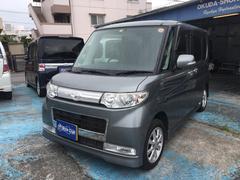 沖縄の中古車 ダイハツ タント 車両価格 49万円 リ済込 平成21年 13.8万K グレー