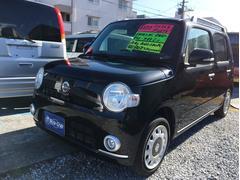 沖縄の中古車 ダイハツ ミラココア 車両価格 45万円 リ済込 平成22年 10.8万K ブラックマイカメタリック