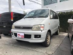 沖縄の中古車 トヨタ ライトエースノア 車両価格 19万円 リ済込 平成9年 31.4万K グレー
