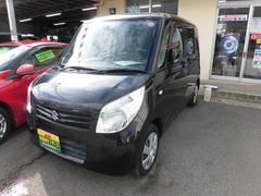 沖縄の中古車 スズキ パレット 車両価格 54万円 リ済込 平成20年 9.6万K ブラック
