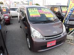 沖縄の中古車 ダイハツ ムーヴ 車両価格 60万円 リ済込 平成23年 8.2万K パープル