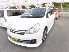 沖縄の中古車 日産 ウイングロード 車両価格 49万円 リ済込 平成21年 10.0万K パール