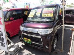 沖縄の中古車 ダイハツ タント 車両価格 70万円 リ済込 平成23年 7.7万K パープル
