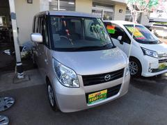 沖縄の中古車 マツダ フレアワゴン 車両価格 64万円 リ済込 平成24年 4.4万K ピンク