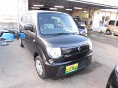沖縄の中古車 スズキ MRワゴン 車両価格 60万円 リ済込 平成24年 6.8万K ブラウン